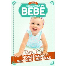 Guia Nomes Para Bebês Especial 01