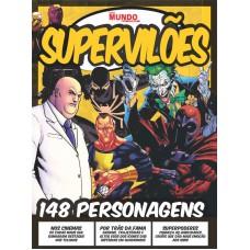 Guia Mundo Em Foco 08 Vilões Dos Quadrinhos