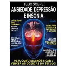 Tudo sobre Ansiedade, Depressão e Insônia