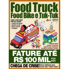 Food Truck, Food Bike e Tuk-Tuk